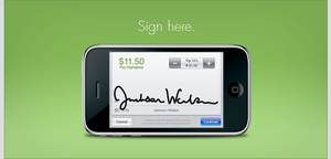 iPhone iPad Android online signature capture